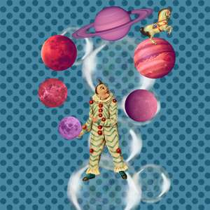 Juggling With Cosmic Bubbles